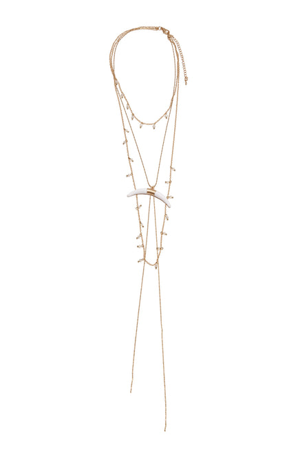 Aliza Necklace - Gold