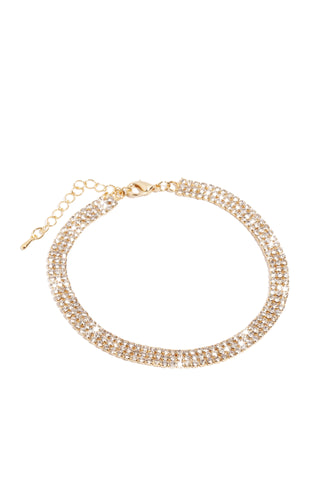 Desiree Anklet - Gold