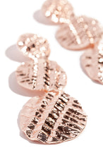 Kaipo Earring - Rose Gold