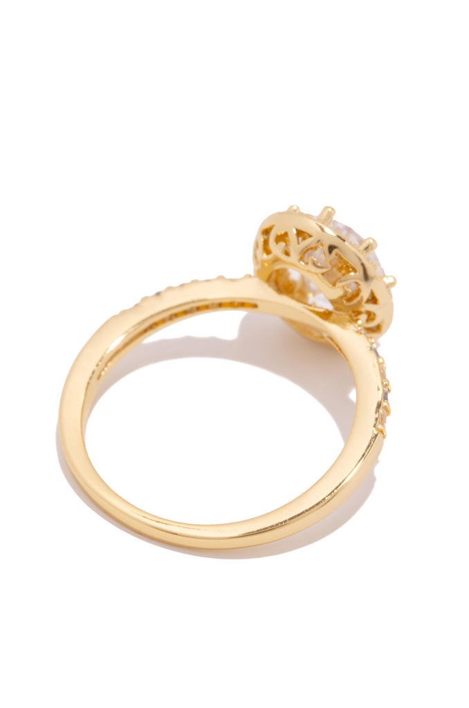 Say Yes Ring - Gold