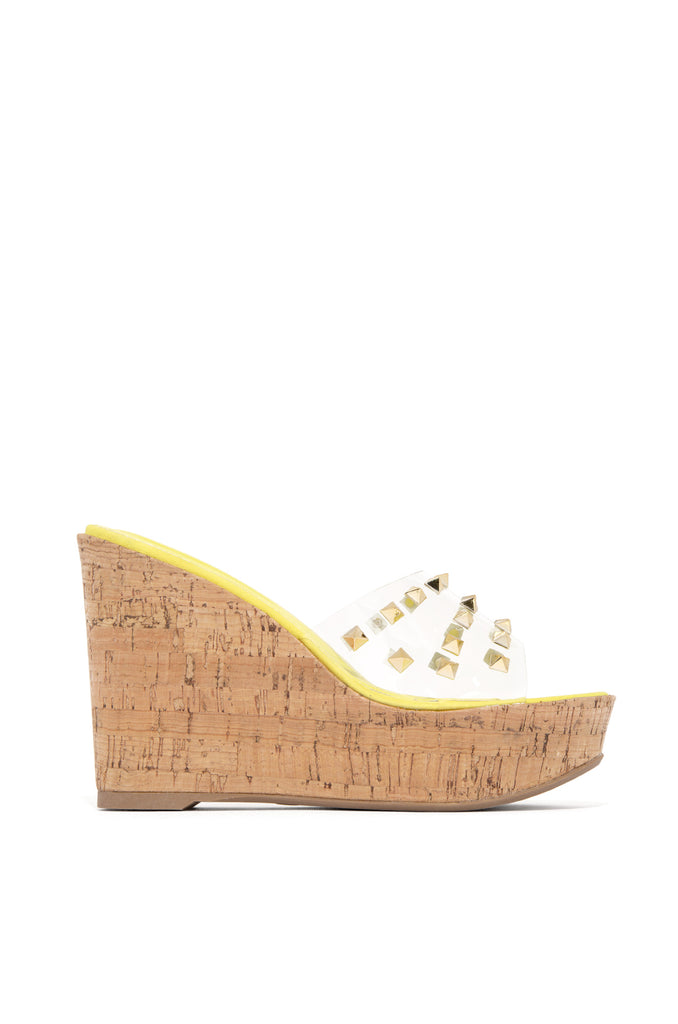 Spring Seduction - Yellow Cork