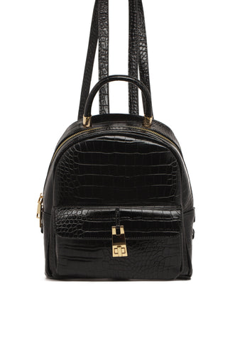 Chic Venture Backpack - Black