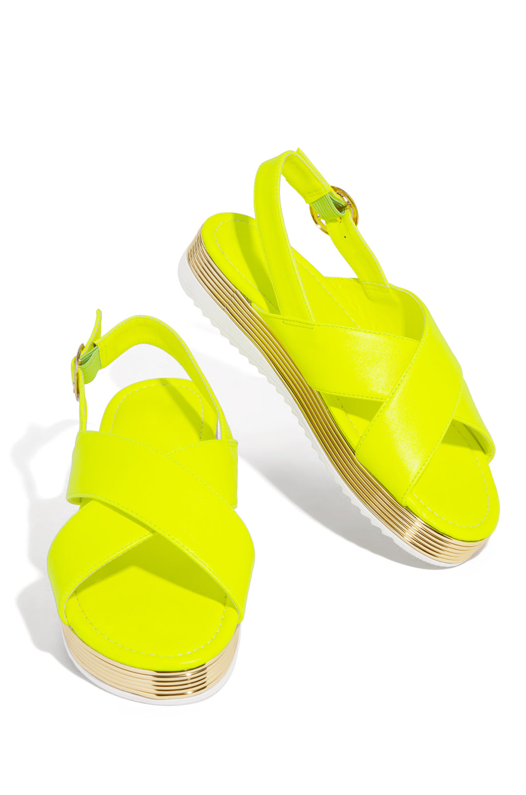 Afternoon Glow - Neon Yellow