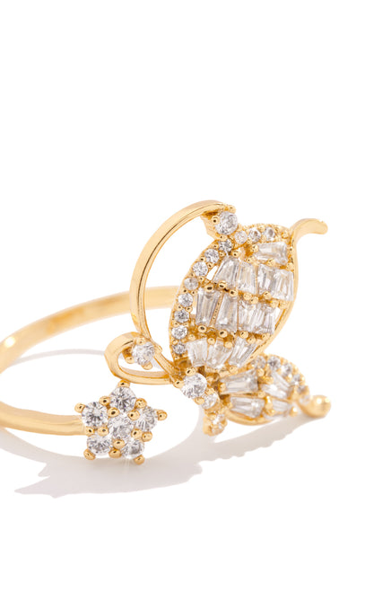 Angelica Ring - Gold
