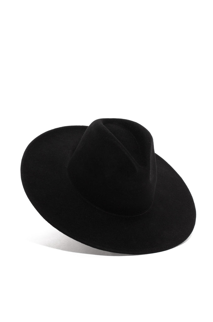 Desert Crown Hat - Black
