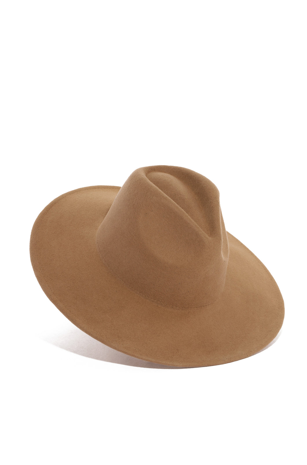 Desert Crown Hat - Tan