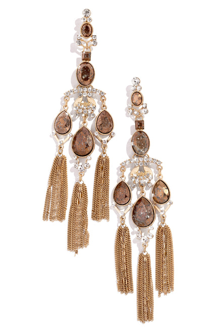 Summer In Spain Earring - Gold