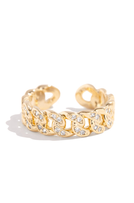 Jaelyn Ring - Gold