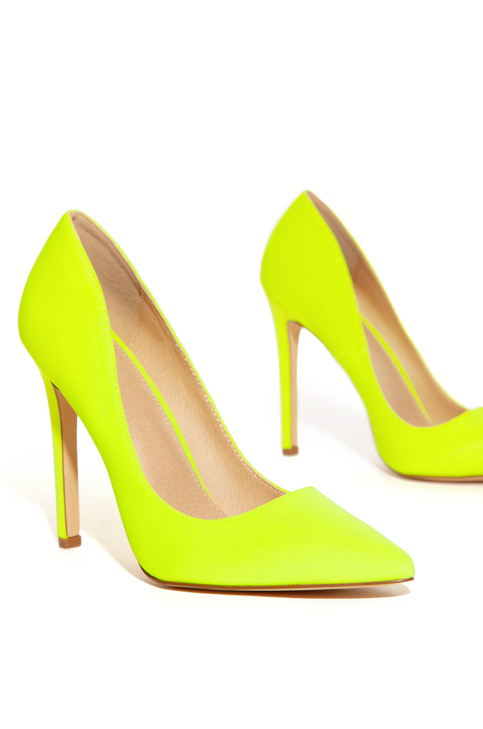 Timeless - Neon Yellow