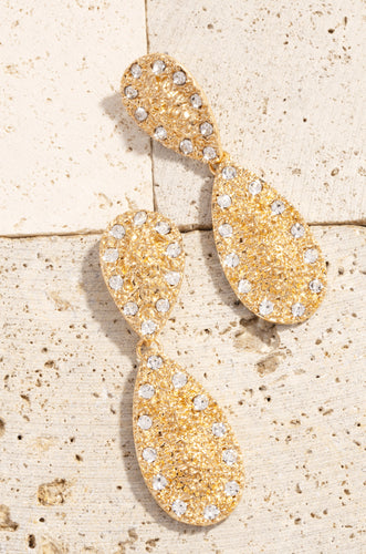Arabella Earring - Gold