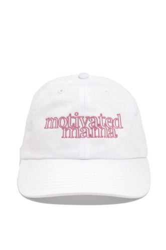 Motivated Mama Hat - Mauve