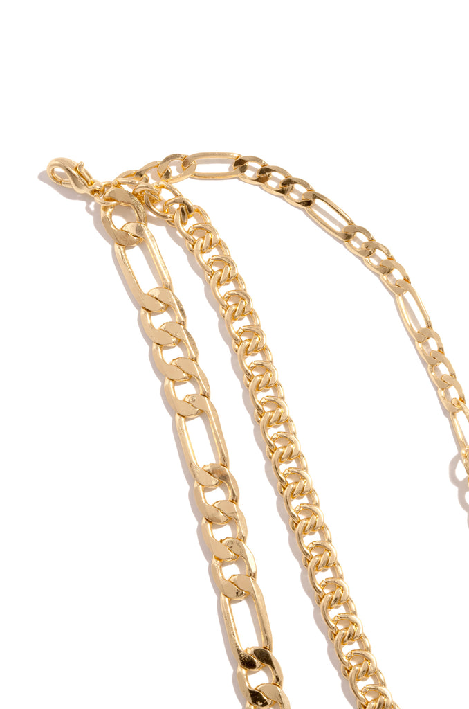 Liana Necklace - Gold