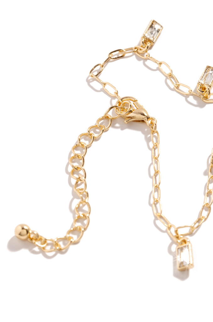 Dawn Anklet - Gold