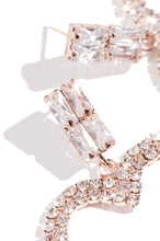 Amora Earring - Rose Gold