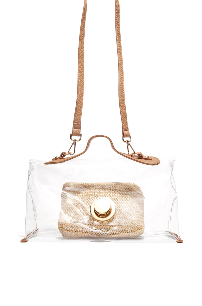 Keep It Posh Bag - Clear