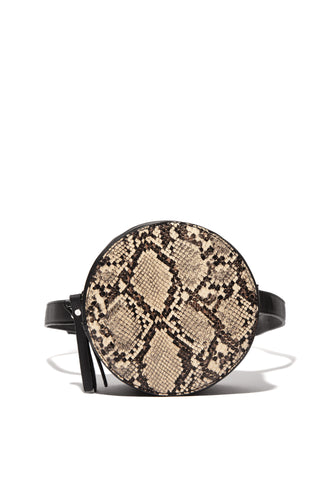 Bad All Around Belt Bag - Tan Snake