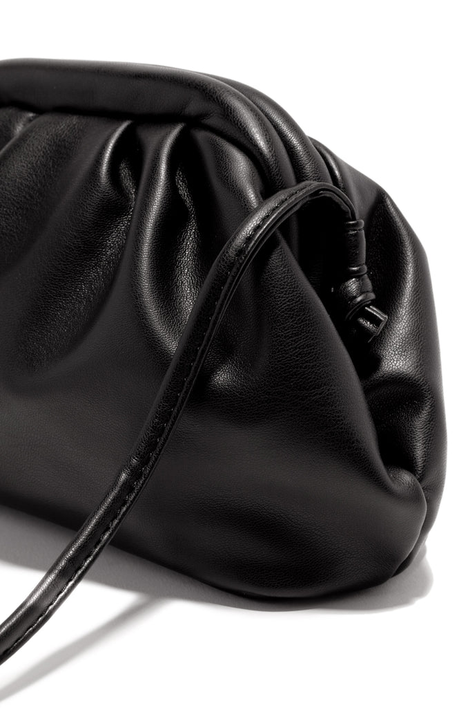 Italian Parties Bag - Black