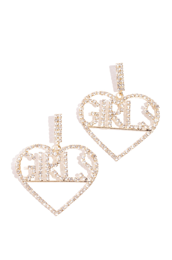 Girls Earring - Gold