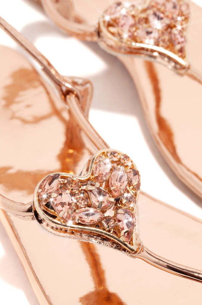 My Heart - Rose Gold