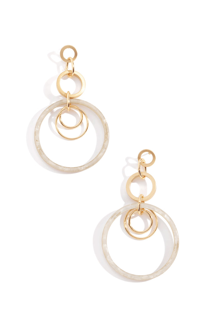 Cholette Earring - Gold