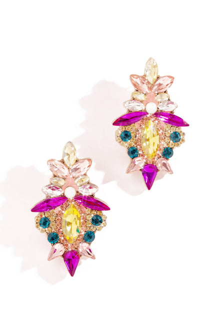 Gypsy Earring - Multi Color