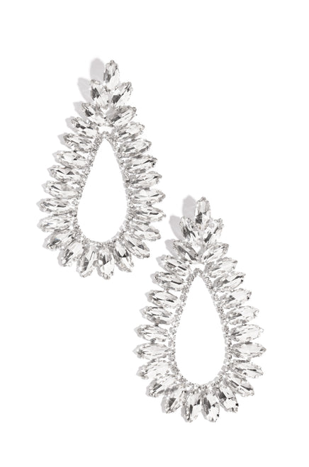 No Budget Earring - Silver