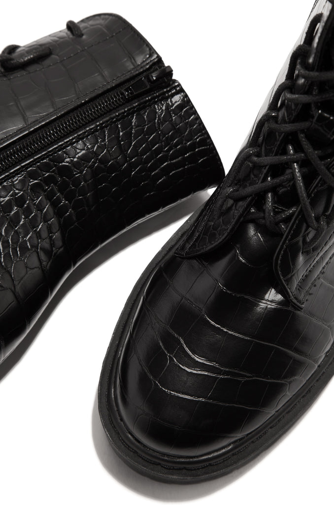 The London - Black Croc