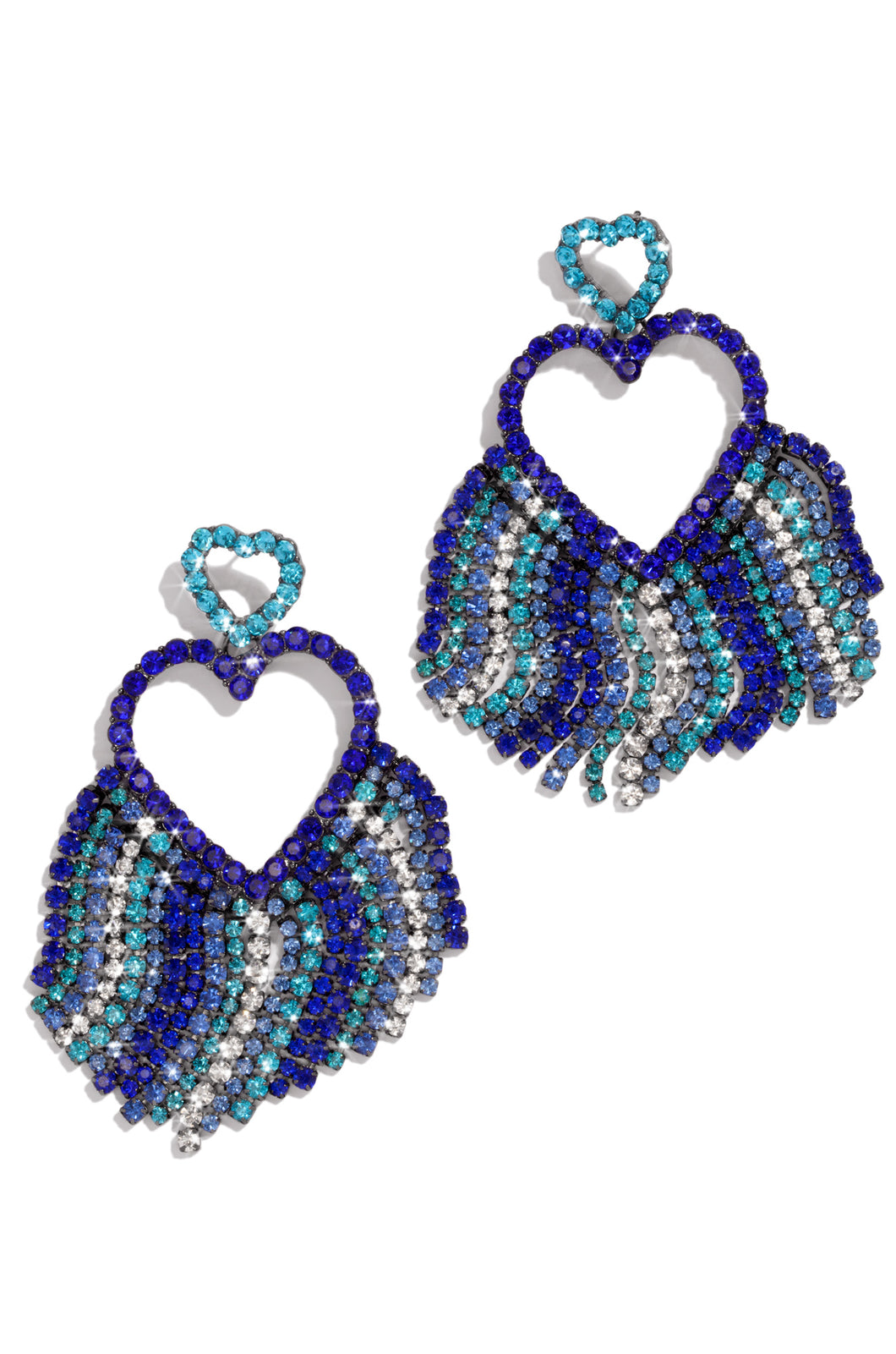 Lover's Only Earring - Blue