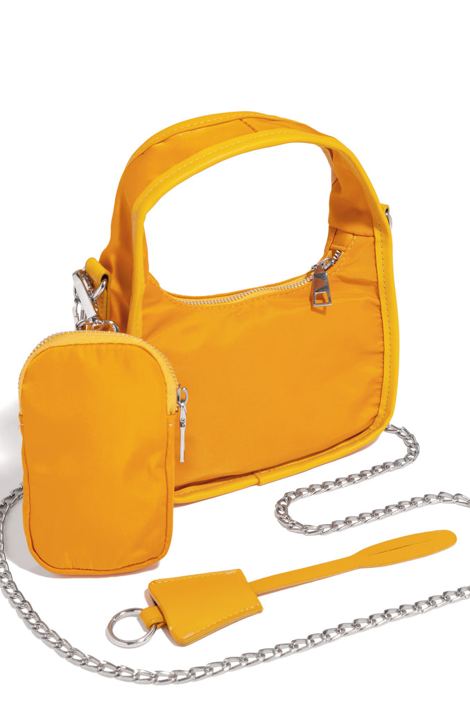 Street Style Bag - Orange