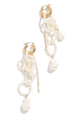 Camille Earring - Gold