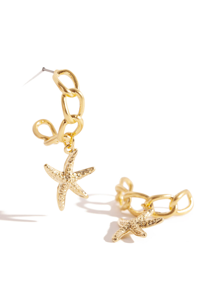 Seasation Earring - Gold