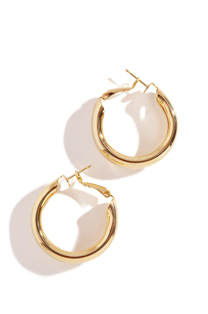 Saria Earring - Gold