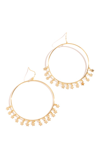 Stellar Move Earring - Gold