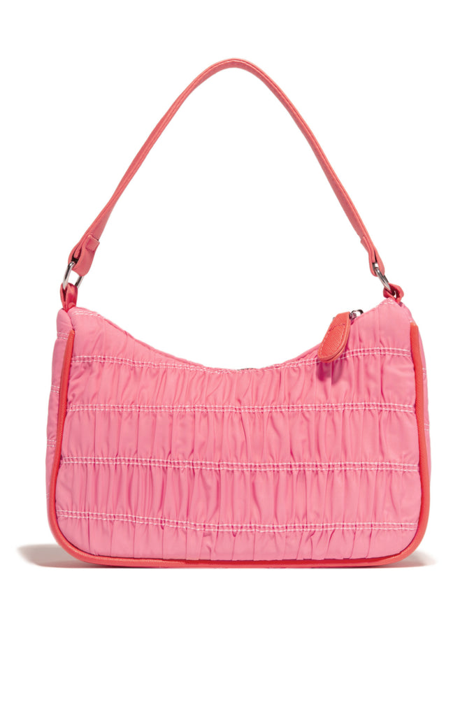 Lookin Chic Bag - Coral