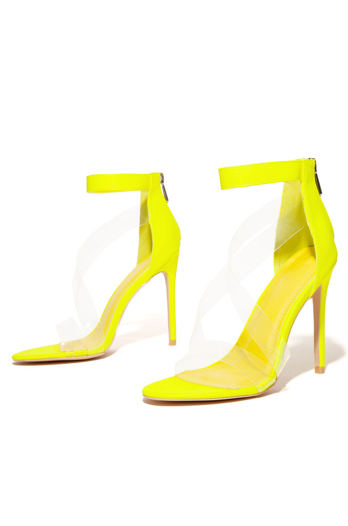 Influencer Party - Neon Yellow