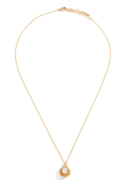 Ariela Necklace - Gold