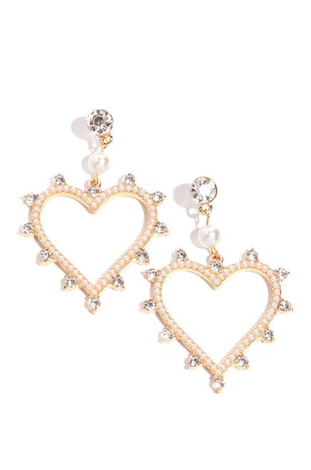 My Amore Earring - Gold
