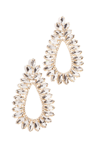 No Budget Earring - Gold