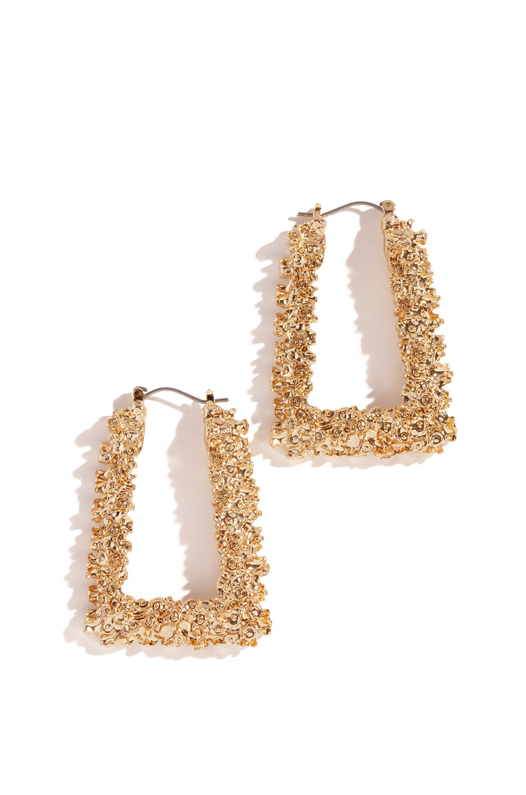 Zihna Earring - Gold