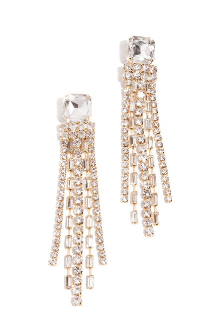 Ciao Bella Earring -  Gold