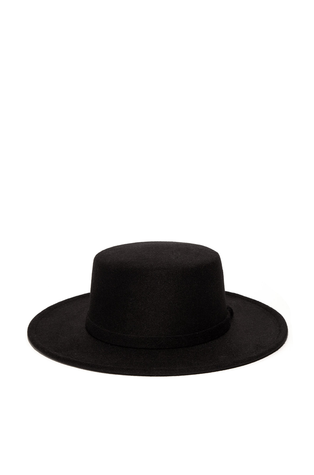 Addicted To Travel Hat - Black