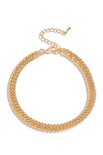 Bailey Anklet - Gold