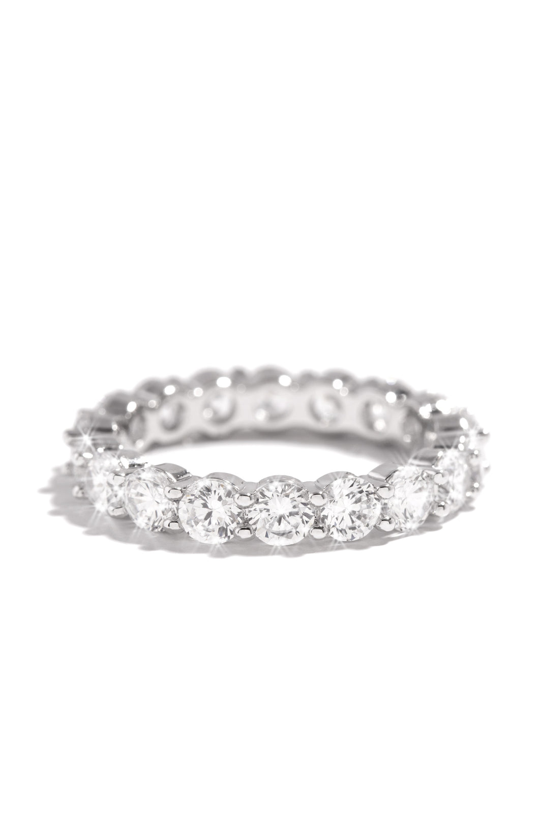 Infinite Love Ring - Silver