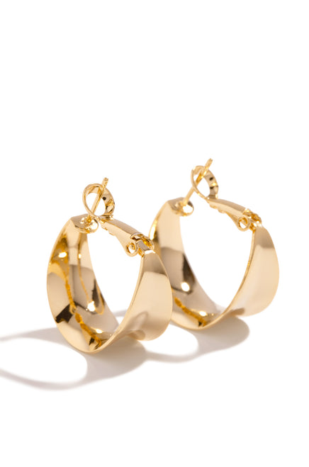 Idris Earring - Gold