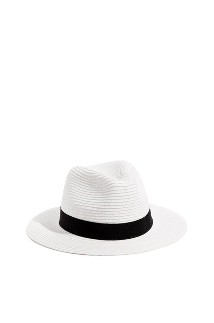 Coastal Drive Hat -  White