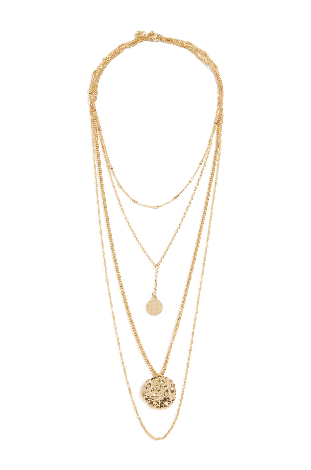 Eisa Necklace -  Gold