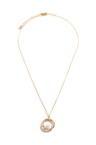 Mila Necklace - Gold