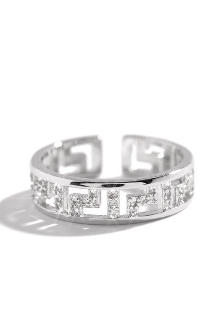 Milli Ring - Silver