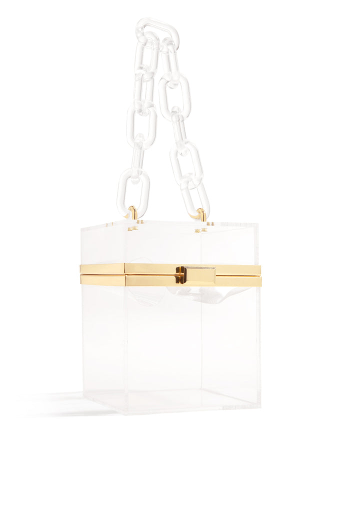 Vogue Edition Bag - Clear