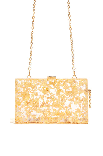 Expensive Taste Bag - Gold